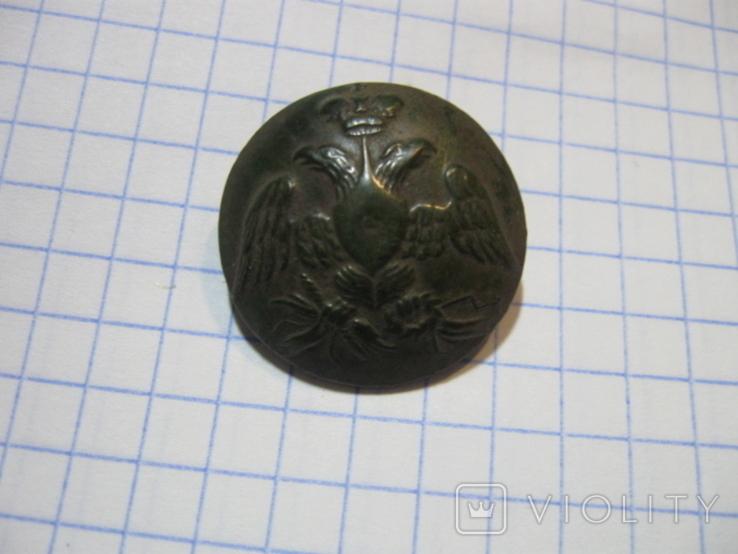 Пуговица масонский орёл, фото №4