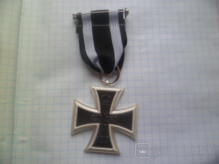 Железный крест 1914 копия, фото №2