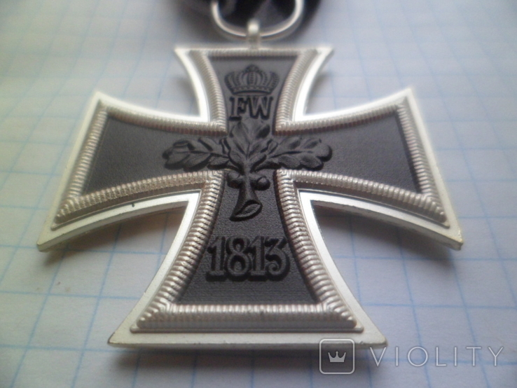 Железный крест 1914 копия, фото №4