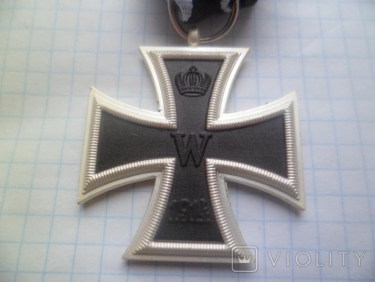 Железный крест 1914 копия, фото №5