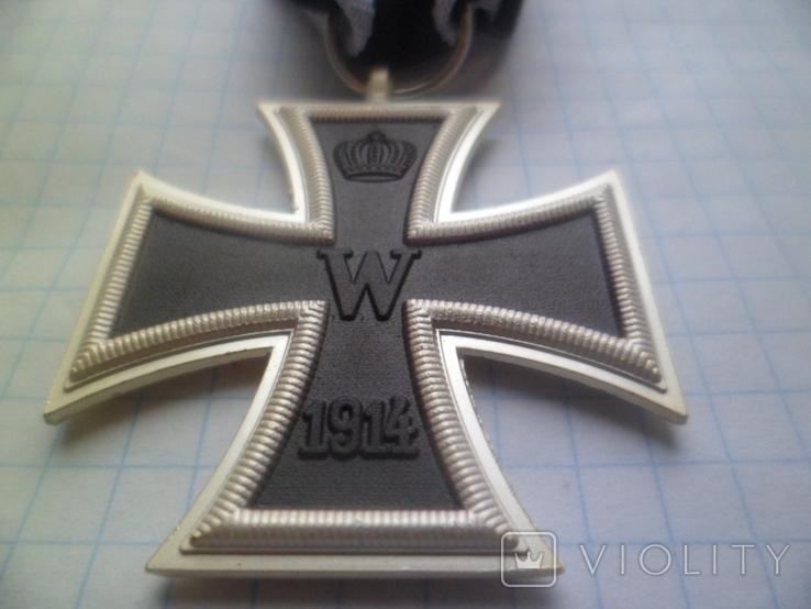 Железный крест 1914 копия, фото №6