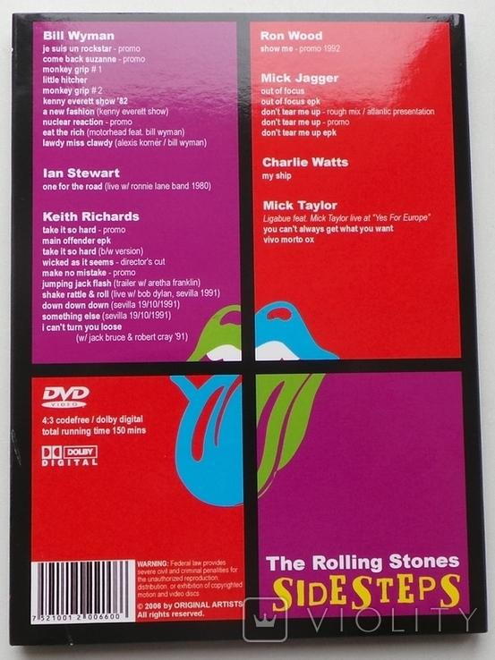 Роллинг Стоунз. Бутлег ДВД, фото №3