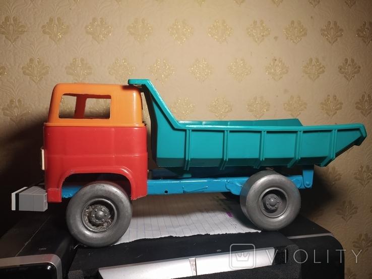 Машинка грузовик Стрела. СССР., фото №2