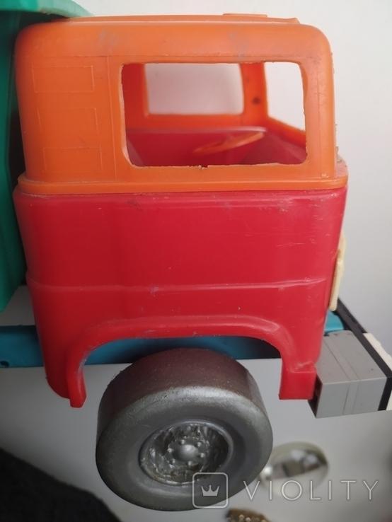 Машинка грузовик Стрела. СССР., фото №12