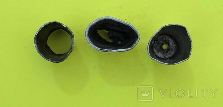 Наперстки Срібні з копа., фото №3