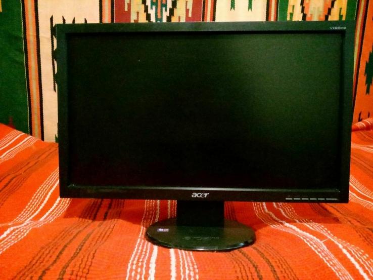 19 Монитор Acer V193HQ Wide, фото №2