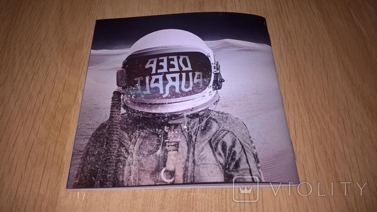 Deep Purple  (Whoosh) 2020. (CD) Диск. Буклет 12 Страниц. Europe. S/S., фото №13