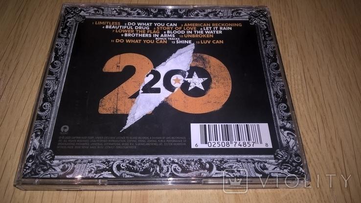 Bon Jovi (2020) 2020. (CD). Диск. Буклет 8 Страниц. Europe. S/S., фото №5