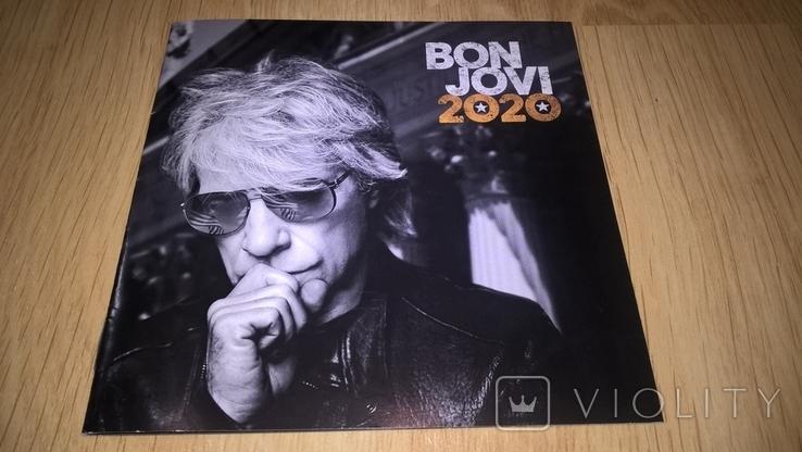 Bon Jovi (2020) 2020. (CD). Диск. Буклет 8 Страниц. Europe. S/S., фото №7