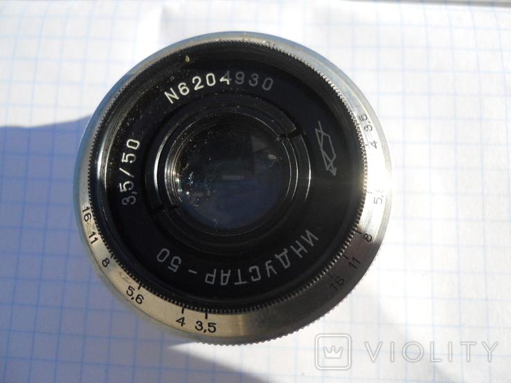 Индустар-50, фото №7