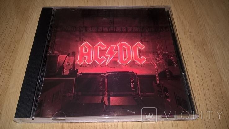 AC/DC  (PWR/UP) 2020. (CD). Диск. Буклет 12 Страниц. Europe. S/S., фото №3