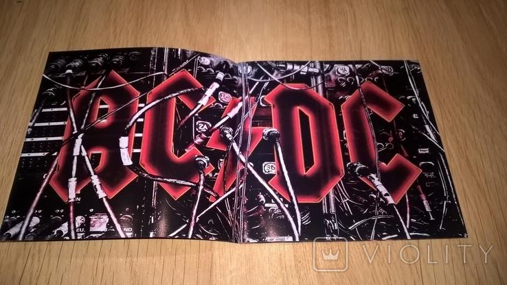 AC/DC  (PWR/UP) 2020. (CD). Диск. Буклет 12 Страниц. Europe. S/S., фото №7