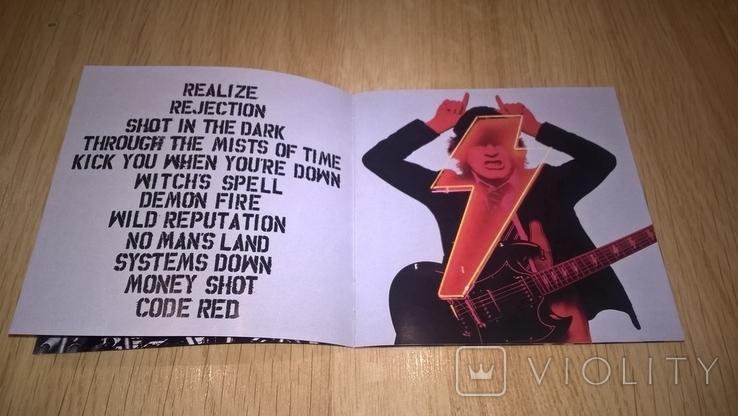 AC/DC  (PWR/UP) 2020. (CD). Диск. Буклет 12 Страниц. Europe. S/S., фото №8