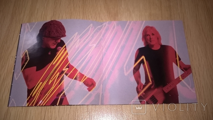 AC/DC  (PWR/UP) 2020. (CD). Диск. Буклет 12 Страниц. Europe. S/S., фото №10