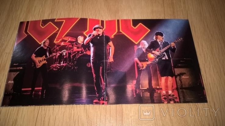 AC/DC  (PWR/UP) 2020. (CD). Диск. Буклет 12 Страниц. Europe. S/S., фото №11