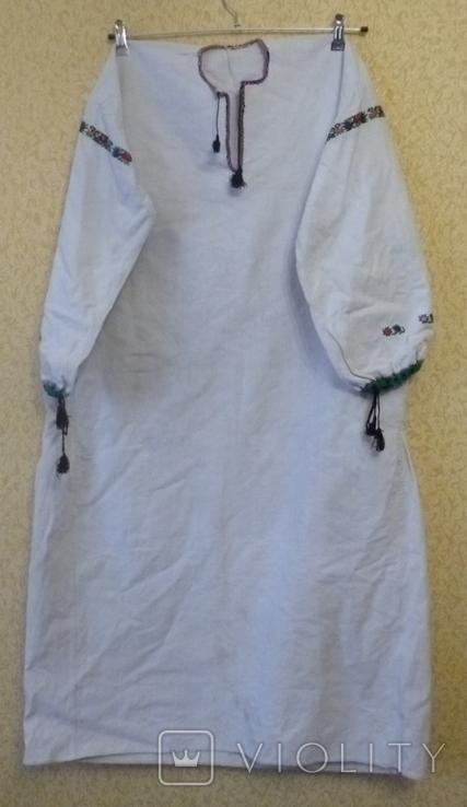 Старая вышитая сорочка., фото №2
