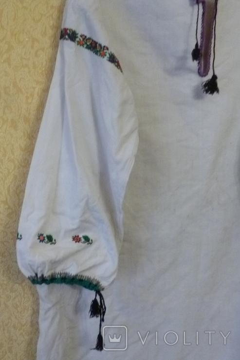 Старая вышитая сорочка., фото №10