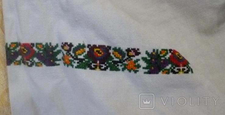 Старая вышитая сорочка., фото №12