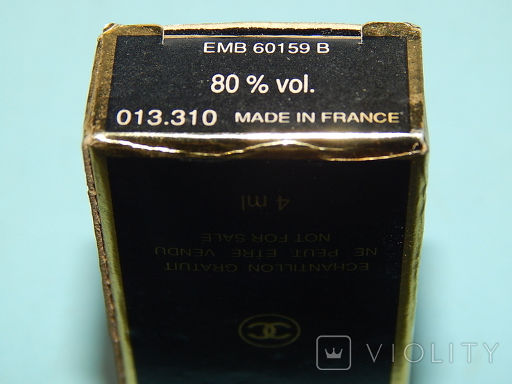 Флакон Coco Chanel France, фото №5