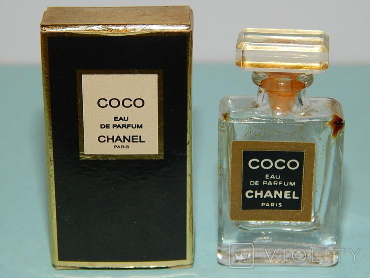 Флакон Coco Chanel France, фото №6