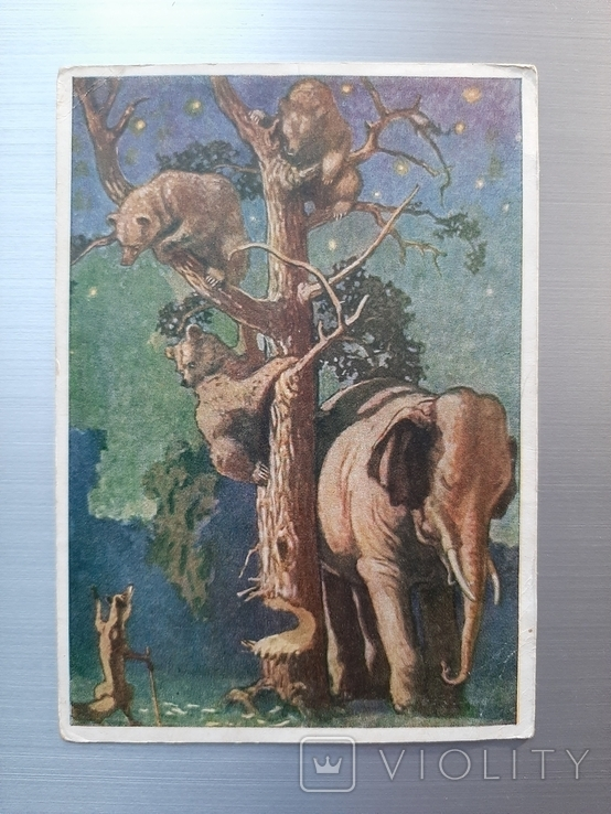 1958г. Как лев стал царем зверей, фото №2