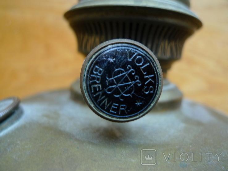 "Лампа керосиновая ""Volks Brenner"" (модерн), фото №7"