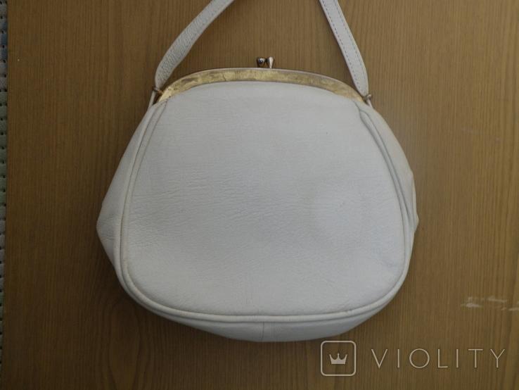 Белая сумочка, фото №4