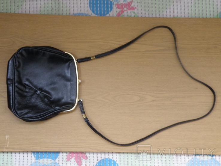 Чёрная сумочка, фото №2