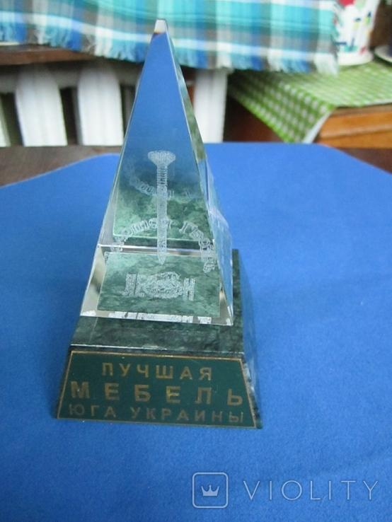 Приз-сувенир Золотой гвоздь., фото №2