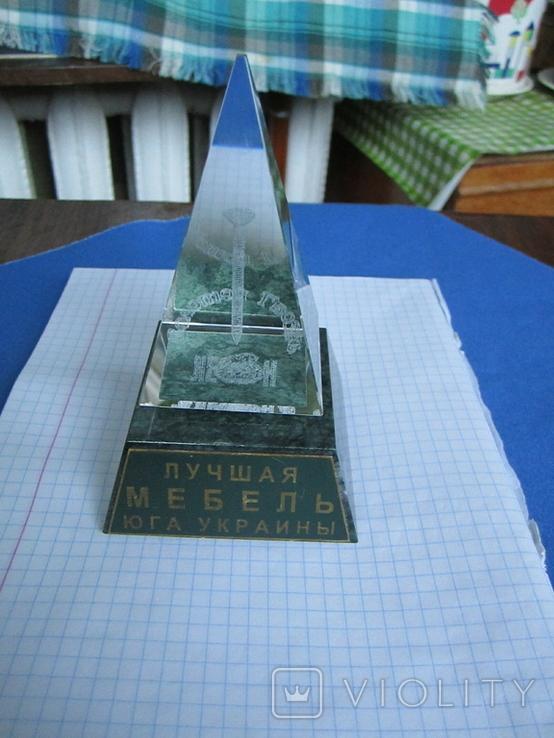 Приз-сувенир Золотой гвоздь., фото №9