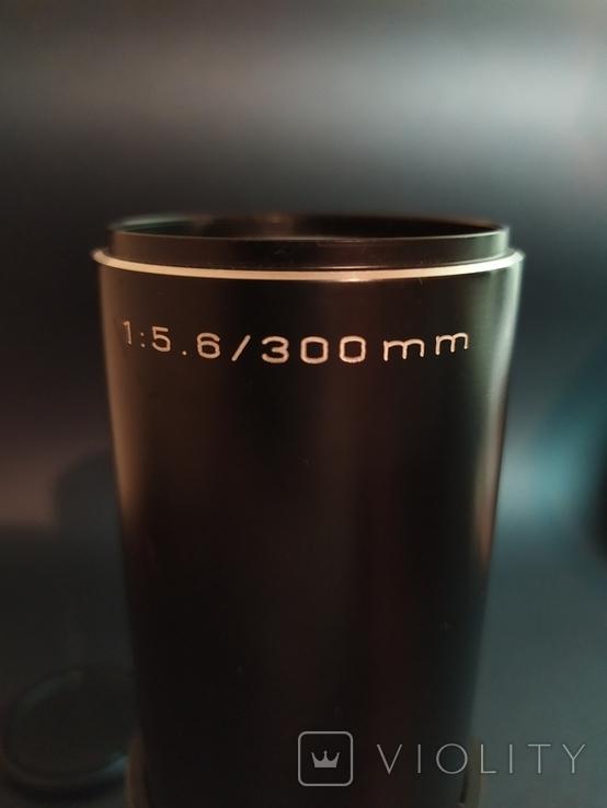 Обктив AUTO-REVUENON 15.6/300 mm, фото №8