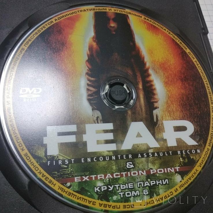"Лицензионная игра для ПК ""FEAR"" на DVD, фото №5"