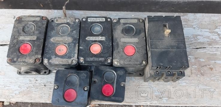 Электропакетники,кнопки, фото №2