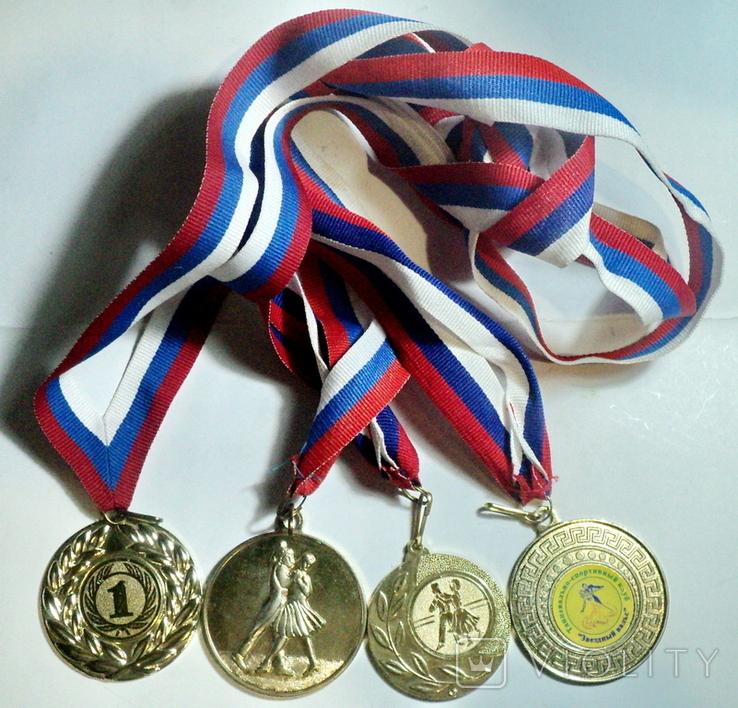 Спортивные медали, фото №2