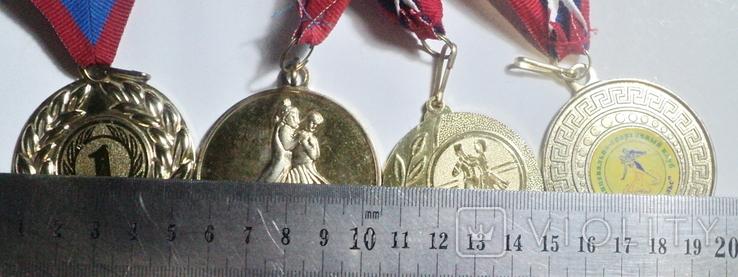 Спортивные медали, фото №3
