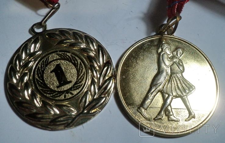 Спортивные медали, фото №6