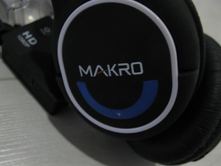 Беспроводные наушники Makro +бонус, фото №11