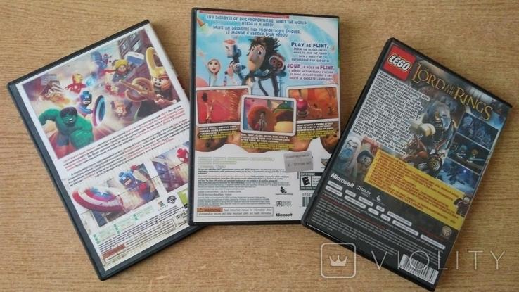 Диски на xbox 360, фото №4