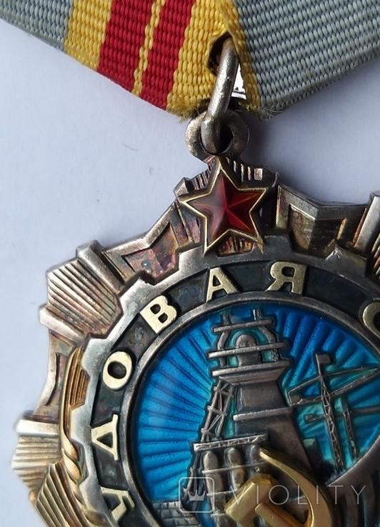Орден Трудовой  Славы 2 ст.  41248, фото №9