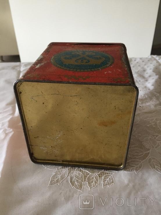 Царська коробка для чаю Кузнецовь (Якоря), фото №6