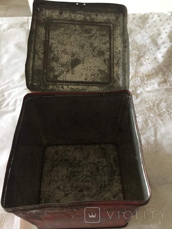 Царська коробка для чаю Кузнецовь (Якоря), фото №7