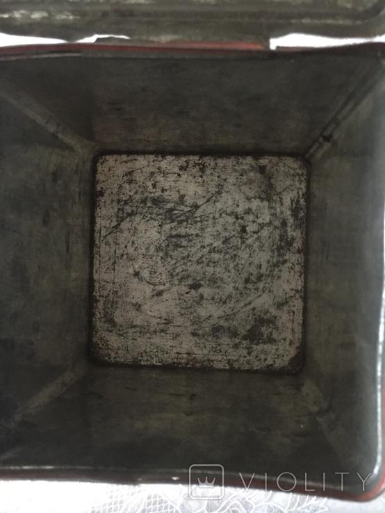 Царська коробка для чаю Кузнецовь (Якоря), фото №9