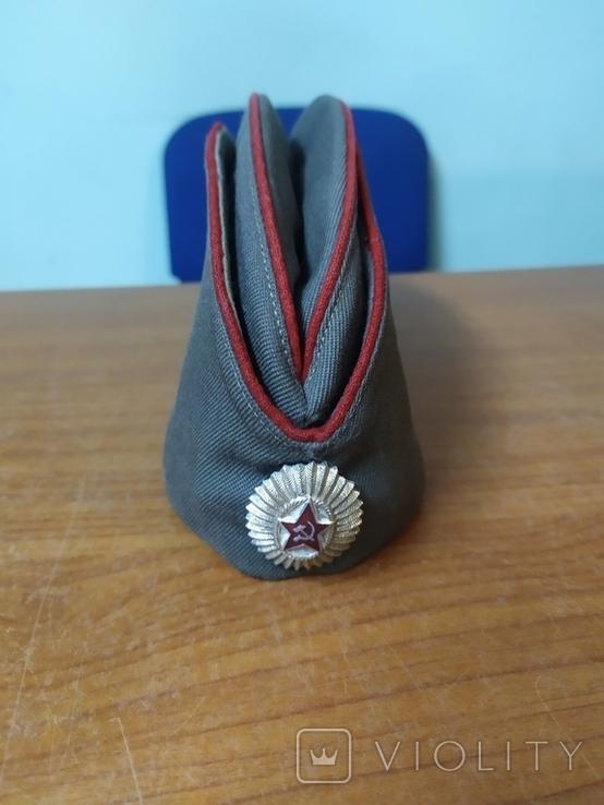 Пилотка СССР, фото №2