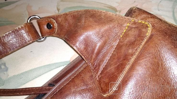 Рюкзак с пришитым кошельком, фото №4