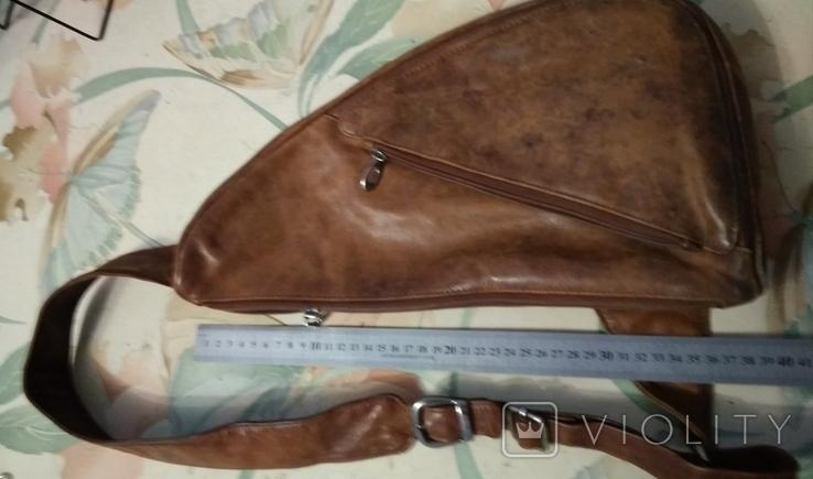 Рюкзак с пришитым кошельком, фото №11