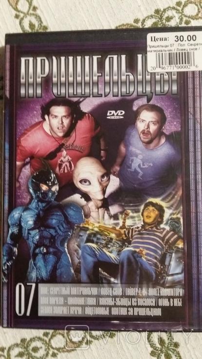Коллекция ДВД фильмов + бонус 40 дисков с фильмами, фото №7
