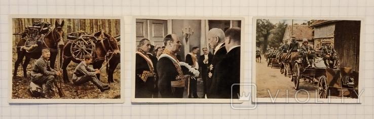 Нацистская Германия сигаретные вкладыши, фото №3