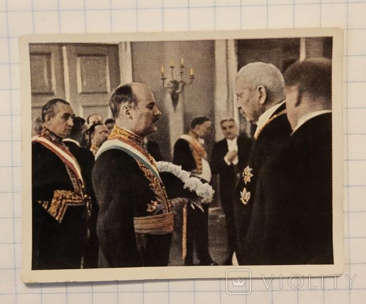 Нацистская Германия сигаретные вкладыши, фото №7
