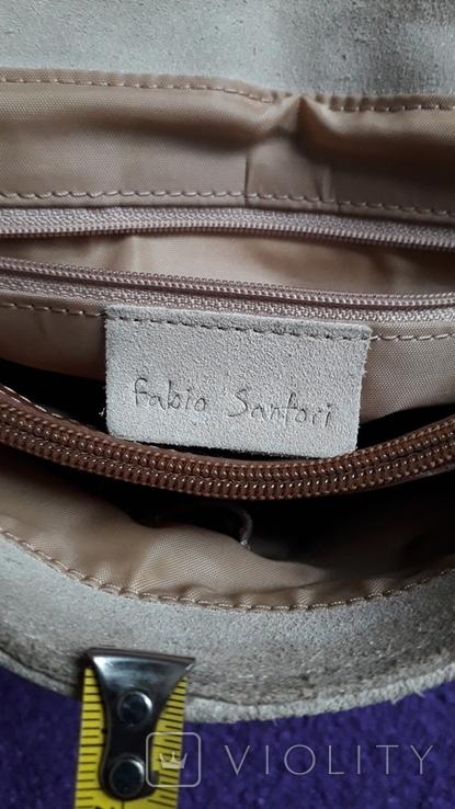 Сумка Fabio Santori, фото №7