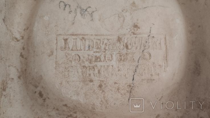 Фрагмент камина Ежи Анджеевский, фото №8